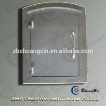 ADC-12 puerta de buzón de aluminio fundido a medida de alta calidad