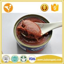 Certifié ISO Halal Cat Food Aliments en conserve