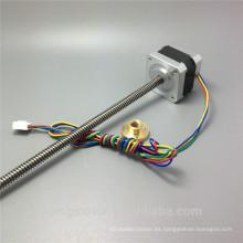 42HS34-1334-04LA 2.6KG.cm motor de pasos de tornillo lineal
