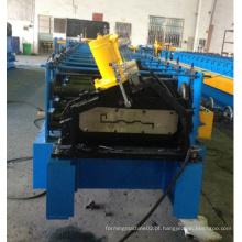 Para Venda CE & ISO Certificado Totalmente Automático Máquina de Formação de Rolos de Pavimento Totalmente Automático