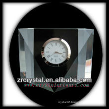 Wonderful K9 Crystal Clock T090