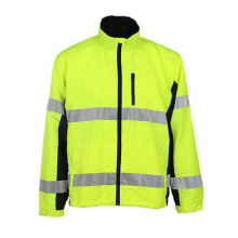 Customized Cotton Reflective Safety Jacket
