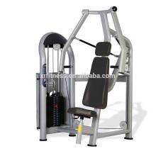 XR6602 Xinrui fábrica de equipos de gimnasio sentado máquina de prensa de pecho