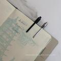 Andstal Black 4 in 1 Multifunctional pen 3colors  Ballpoint Pen 1 Pencil Gravity Sensor Multifunctional Pen For Writing