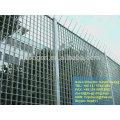 Cerca de aço galvanizado, cerca de grade de aço galvanizado, grade de aço galvanizado