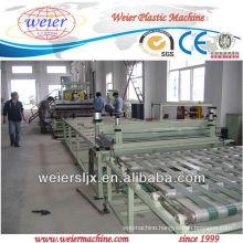 reliable plastic machine for TPU sheet line