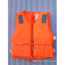 China Industrial Workwear Security Professional Life Safety Jacket Vest