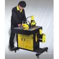 HL-150H 200H hidráulico cobre busbar corte máquina de dobra de perfuração