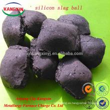 Si bola como sustituto de ferro silicio