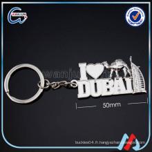 Porte-clés d'ancrage, porte-clés de fabrication personnalisée