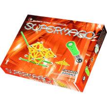 Игрушка супермагнита для образования