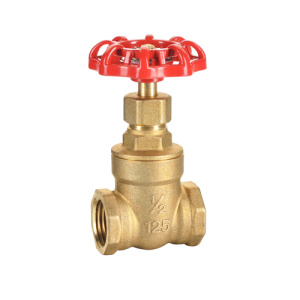 PN16 Brass Gate Valve,Threaded