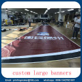 Stor storlek Custom Fireproof Advertising PVC Banderoller