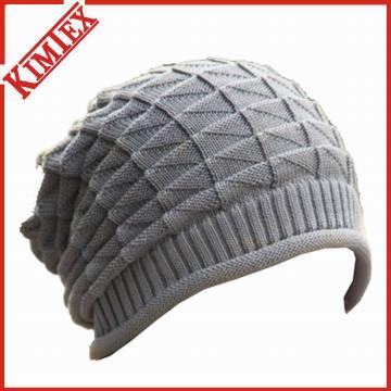 사용자 지정 아크릴 겨울 동굴 모자