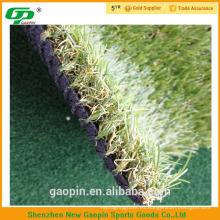 La nueva llegada PE + PP material que ajardina se divierte la estera artificial de la hierba