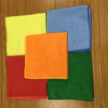 Cheap Customized Logo Promotional Microfiber Car Towels