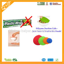 Eco-friendly крышка силикона комплект крышки крышки бака 4 / силикона / крышки крышки всасывания силикона