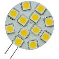 G4 LED Birne von 12 LED 5050 (GN-HP-WW1W12-G4)