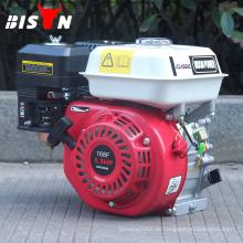 BISON CHINA TaiZhou 160cc Einzelzylinder 4 Schlaganfall 5.5hp Kopie HONDA Benzin Generator Motor