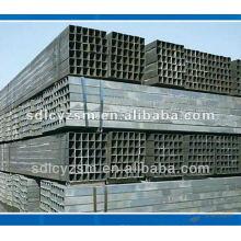 tubo de acero rectangular galvanizado en caliente de la diversa especificación