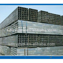 different specification hot dip galvanized rectangular steel pipe