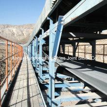 Long Distance Curved Belt Conveyor for Mine
