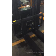 Electric Stacker with Side Shift Powered Pallet Stacker with side shift Battery stacker width side shift