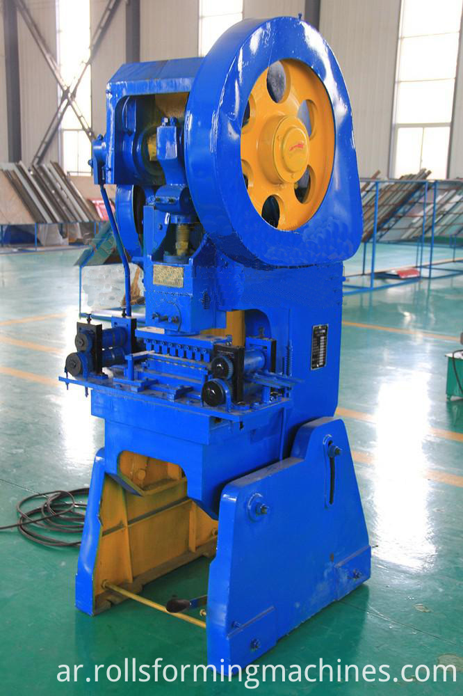 Corner Bead and Wall Angle Roll Forming Machine
