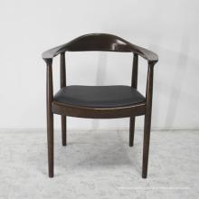 Классический стиль деревянный стул с высококачественной бытовой мебелью