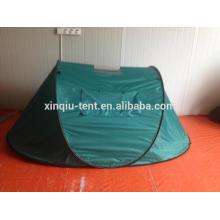 1-2 man single layer pop up tent