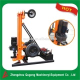 KQD165Z portable home use small water well drilling rig /cheap price for mini water well drilling machine