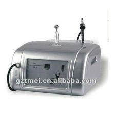 O uso home portátil ou o uso do salão oxigenam a máquina facial da massagem do jato