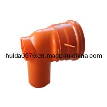 Moldes de encaixe de tubulação de injeção plástica PP