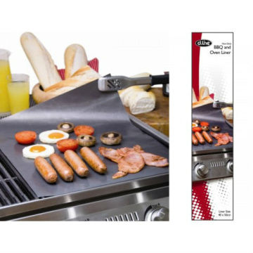 Non Stick BBQ And Oven Liner