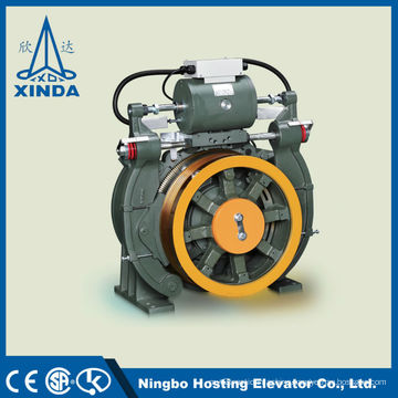 Inclined Elevator Traction Machine Traction Sheave