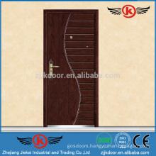 JK-A9018 Armored Main Door Grill Wrought Iron Gate Design