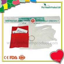 Комплект CPR с брелка (pH04-06)