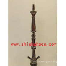New Design Top Quality Wholesale Zinc Nargile Smoking Pipe Shisha Hookah