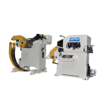 Nco Servo Feeder Uncoiler Straightener for Press