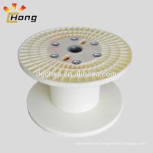Bobinas de plástico vacías de plástico de 500 mm para la producción de cables eléctricos