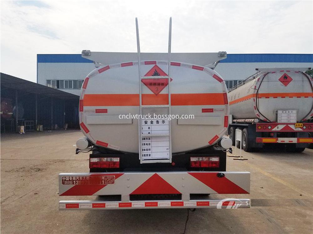 fuel tanker truck 5