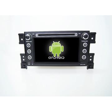 7inch car dvd player GPS for Suzuki Grand Vitara with mirror-link car gps