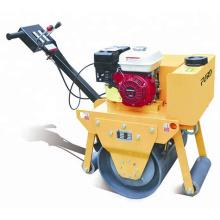Mini compactador de rolo para venda Filipinas Volvo Style Single Drum Mini compactador de asfalto (FYL-600)
