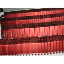 prototipo rápido de mecanizado de aluminio CNC
