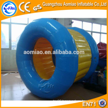 Portable water park, water roller, inflatable water wheel for adult