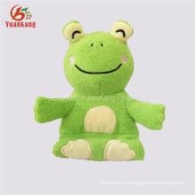 plush frog mobile phone holder plush toys frog
