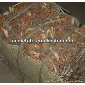 Cassia whole pressed in bales