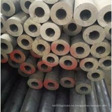 A106 GrB SCH40 / SCH80 tubo de acero sin costura de bajo precio