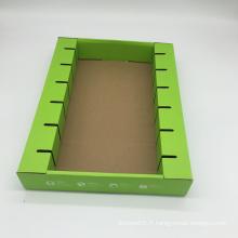Boîte cadeau en carton usb carton papier