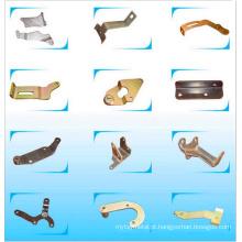 Peças de estampagem de metal Peças de estampagem automotivas (ATC-480)